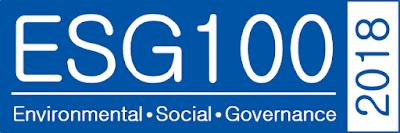 ESG100-2018-mark